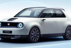 Así es la nueva plataforma que utiliza el Honda e, el esperado coche eléctrico