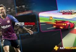 Horizon Chase Turbo incluido en los juegos de PlayStation Plus de julio de 2019