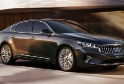 Kia desvela el nuevo Cadenza/K7 Premier 2020 en Corea