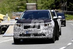 La cuarta generación del Kia Sorento, que llega en 2020, comienza sus pruebas en Europa