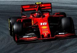 """Leclerc: """"El final habría sido el mismo, pero esa no es forma de adelantar"""""""