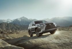 El nuevo Lexus GX 460 2020 estrena nuevo frontal y paquete off-road