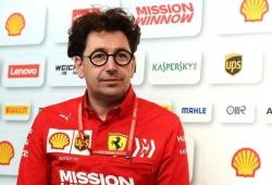 """Mattia Binotto: """"Estamos decepcionados por nuestro deporte"""""""