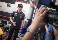 """Verstappen: """"Quiero hacer Le Mans, correr con mi papá"""""""