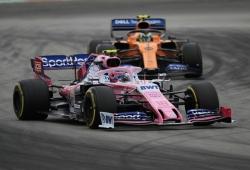 McLaren y Mercedes explican las causas de los fallos sufridos por Norris y Stroll en Canadá