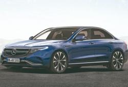 Mercedes EQE, la nueva berlina eléctrica que llegará en 2022