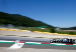 """El W10 suspende en Austria: rodaron en """"modo seguro"""" por sobrecalentamiento"""