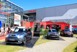 MINI muestra las generaciones del John Cooper Works GP en las 24 horas de Nürburgring