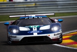 Multimatic no gestionará los Ford GT en el WEC 2019-20