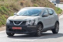 Arrancan las pruebas del futuro Nissan Qashqai 2021 con una mula de desarrollo