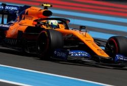 """Norris apoya la decisión de McLaren sobre Sainz: """"Sólo habríamos perdido más tiempo"""""""