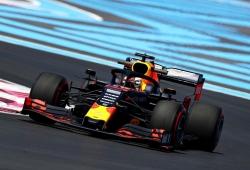 El nuevo motor Honda no evita que Red Bull siga en tierra de nadie