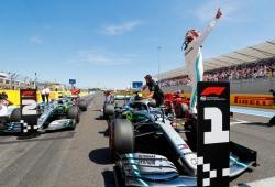 Con dos pilotos sancionados, así queda la parrilla del GP de Francia