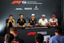 """Los pilotos opinan sobre la sanción a Vettel: """"Habría hecho lo mismo"""""""