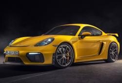 El nuevo Porsche 718 Cayman GT4 entra en escena con un motor atmosférico
