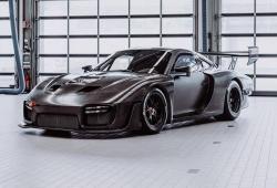 El Porsche 935 Clubsport estrena nueva carrocería acabada en fibra de carbono vista