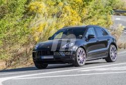 El nuevo Porsche Macan Turbo 2020 continúa en fase de pruebas