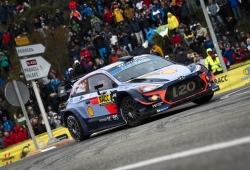 Se presenta el recorrido del Rally RACC de Catalunya 2019