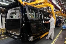 La producción de vehículos en España cayó un 6% en mayo de 2019