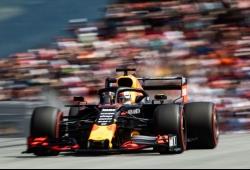 Red Bull sigue siendo equipo de un solo piloto: Verstappen tercero, Gasly noveno