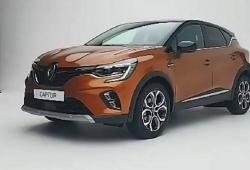Se filtra el nuevo Renault Captur, así luce la nueva generación del SUV francés