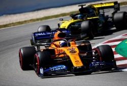 Renault afirma que su ritmo de carrera es muy superior al de McLaren