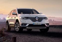 Renault Koleos 2020, la renovación del SUV francés irrumpe en Europa