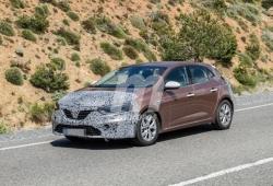 El desarrollo del nuevo Renault Mégane continúa en el sur de Europa