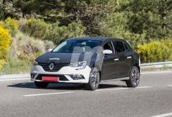 Fotos espía del nuevo Renault Mégane e-Tech, la versión híbrida enchufable