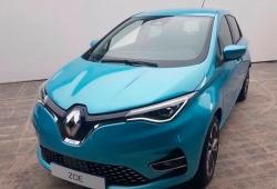 ¡Filtrado! Así es el nuevo Renault ZOE, el popular eléctrico estrena imagen