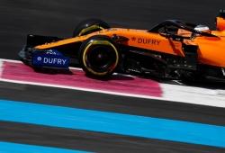"""Sainz explica su bajo ritmo frente a Norris: """"Me faltó equilibrio en el coche"""""""
