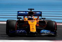 """Sainz: """"Por primera vez en todo el año hemos sido el cuarto coche más rápido"""""""