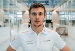 Sirotkin, piloto reserva de Renault y McLaren