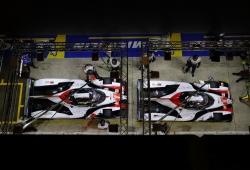 Sobresalto inicial para Toyota en las 24 Horas de Le Mans