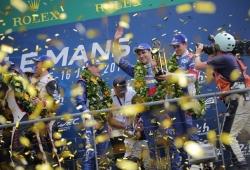 """Vandoorne: """"Sentimos todos este podio como si fuera una victoria"""""""
