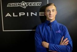Thomas Laurent será piloto de Signatech Alpine en LMP2