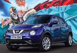 Reino Unido - Mayo 2019: El Nissan Juke vuelve a la carga