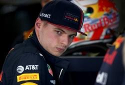Verstappen cató el Muro de los Campeones con la colaboración de Gasly