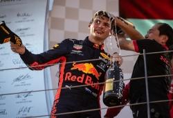 Verstappen devuelve a Honda a lo más alto y defiende su maniobra sobre Leclerc
