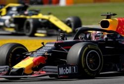 """Verstappen se repone y vuelve a batir a un """"frustrado"""" Gasly"""