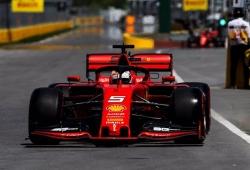 Vettel, por fin, logra su primera pole de la temporada