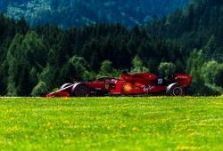 """Vettel califica de """"exitosas"""" las actualizaciones en el SF90"""