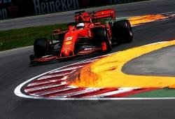 """Vettel consigue una pole 17 carreras después: """"Es sencillamente increíble"""""""