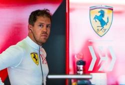 """Vettel estalla contra la F1: """"Si no os gusta cómo pilotamos, haced circuitos diferentes"""""""