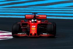 Vettel no levanta cabeza y saldrá séptimo tras problemas de cambio y neumáticos