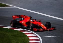 Vettel y Leclerc confirman que darán guerra a Mercedes por la pole