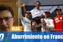[Vídeo] Aburrimiento en el GP de Francia
