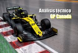 [Vídeo] F1 2019: análisis técnico del GP de Canadá