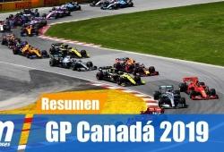 [Vídeo] Resumen del GP de Canadá de F1 2019