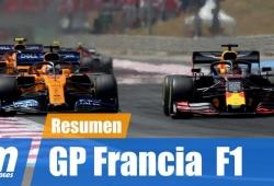 [Vídeo] Resumen del GP de Francia de F1 2019